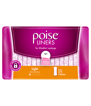 Poise-liners-products